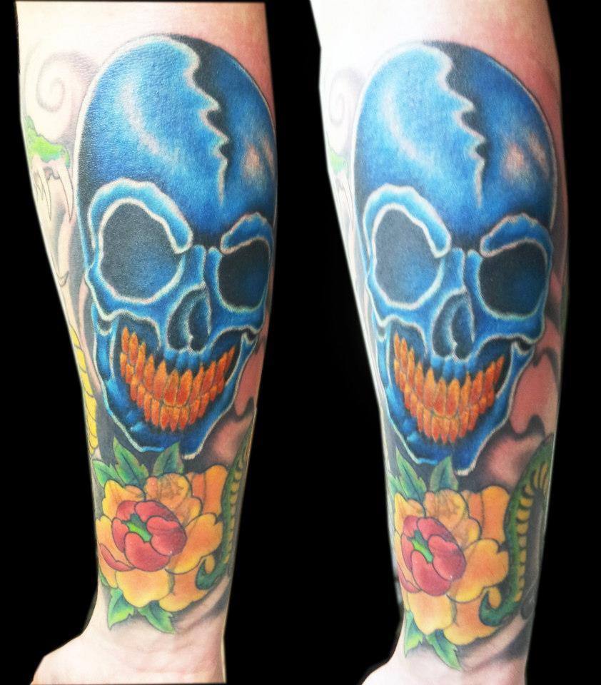 skull c u